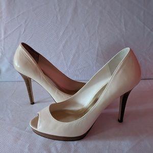 INC International Concept Peep Toe Heels 7.5M